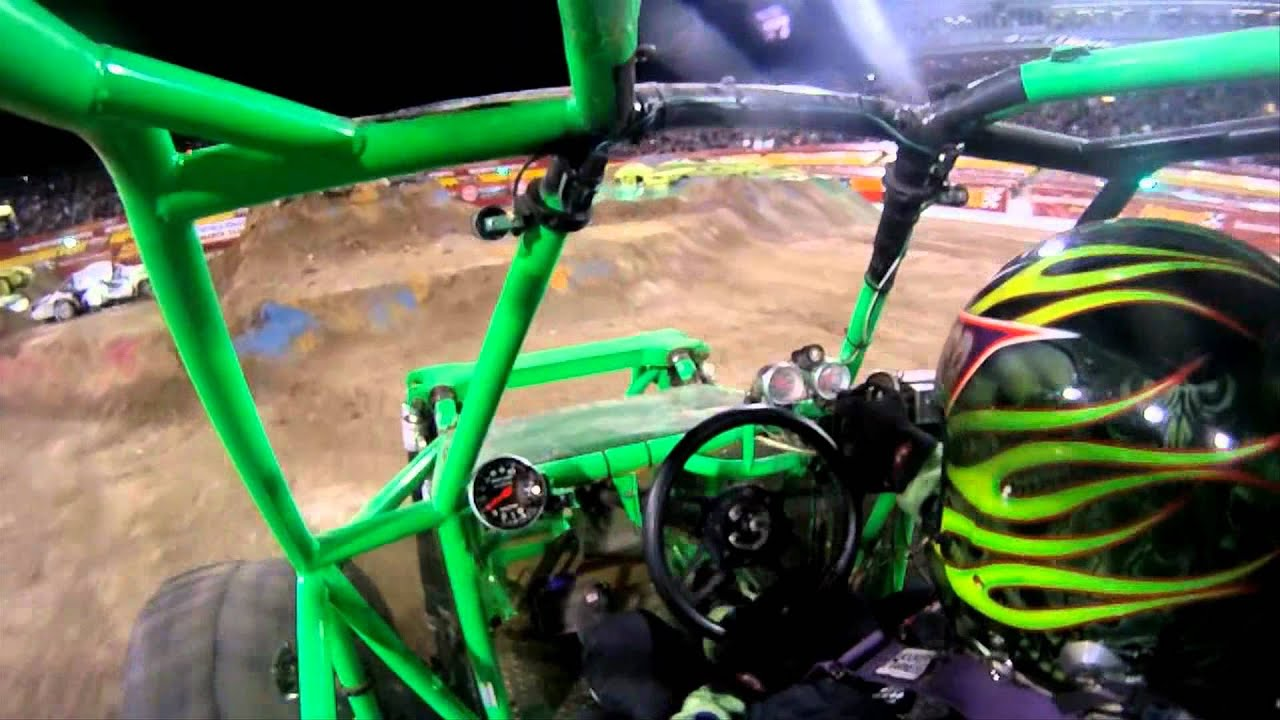 Gopro Hd Advance Auto Parts Monster Jam World Finals