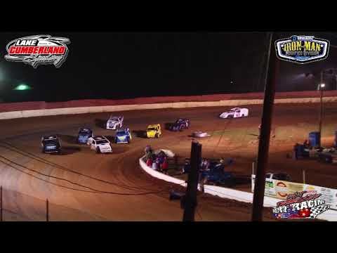 Iron Man Modified Heats @ Lake Cumberland Speedway (10-6-18)