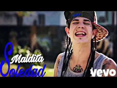 MANIAKO - MALDITA SOLEDAD - AUDIO  SUSCRIBETE 