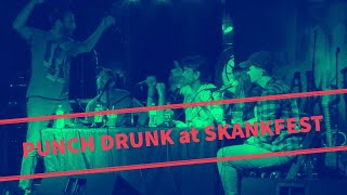 Punch Drunk Sports live at Skankfest 2018 with Ryan O'Neill, Luis J. Gomez, and Big Jay Oakerson