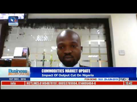 Business Incorporated: Reviewing The Impact Of OPEC Deal On Nigeria With Adim Okwesa