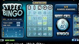 Super bingo - o jogo de video