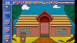 Small Owl Rescue Walkthrough - Games2Jolly