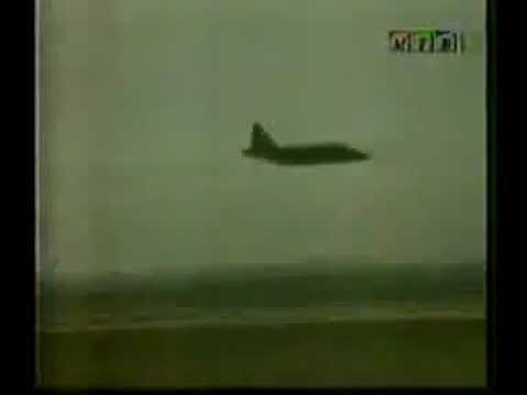Sukhoi Su-25 - Macedonia 2001