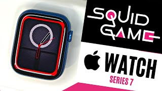 How to install Squid Game watch face on your Apple Watch using Clockology | Squid Game Apple Watch screenshot 4
