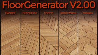 Hướng dẫn cài đặt Floor Generator 2.00 for 3dsmax Full