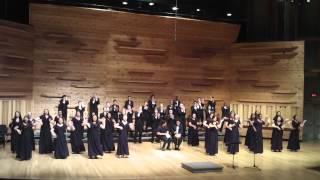 ebhs concert choir jai ho