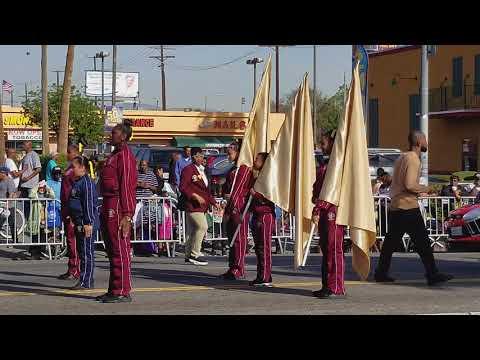 Wilders Preparatory Academy Charter School MLK Parade 1 15 2018