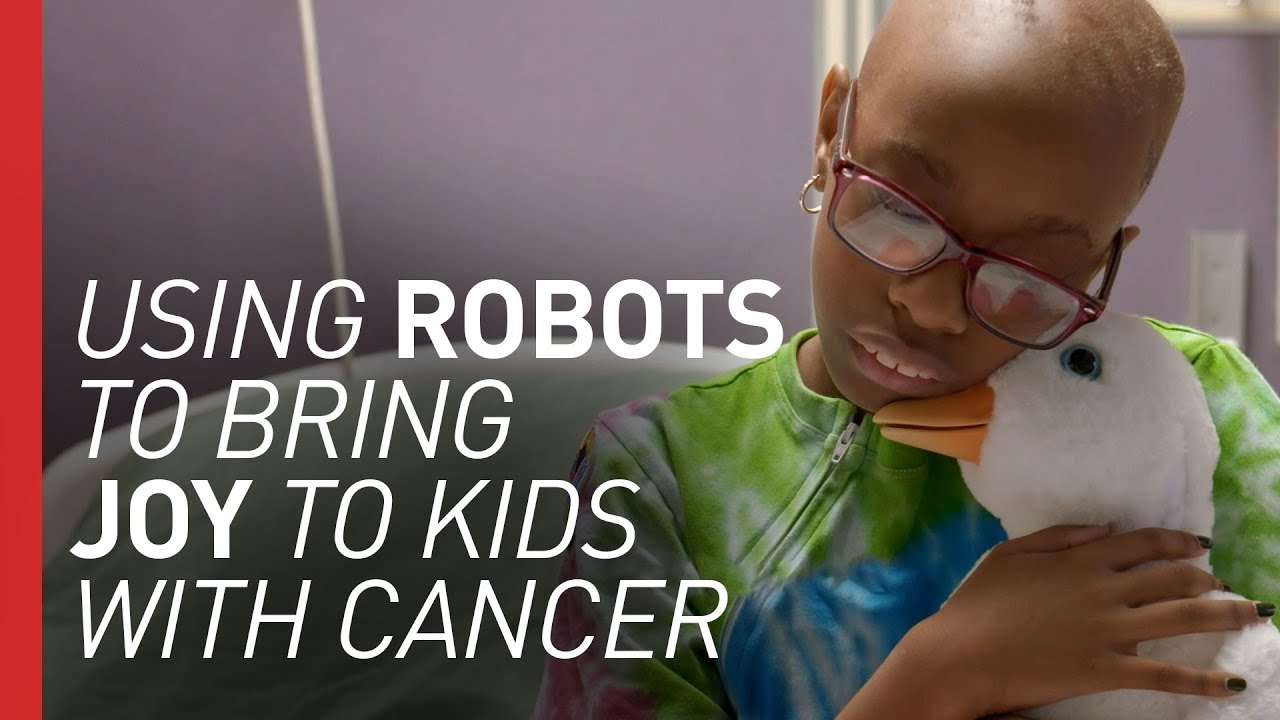 The Robot Duck Helping Kids With Cancer | Freethink