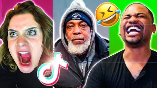 TRY NOT TO LAUGH! Reacting To Tik Toks That Are Actually Funny | Alonzo Lerone
