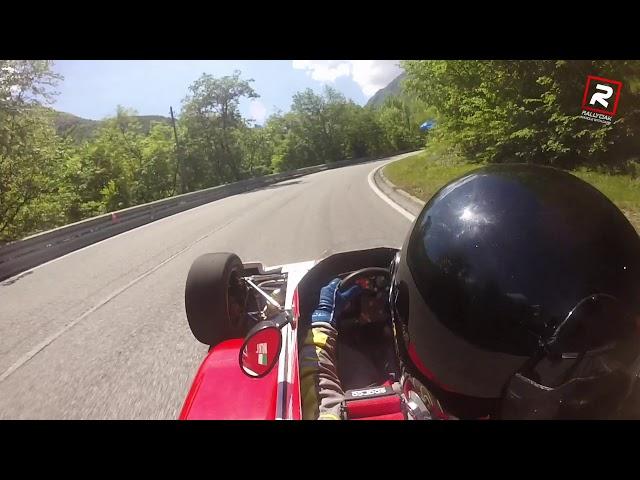 50° Verzegnis - Sella Chianzutan Hill Climb 2019 - Onboard Mitri | Formula Master Europa [HD]