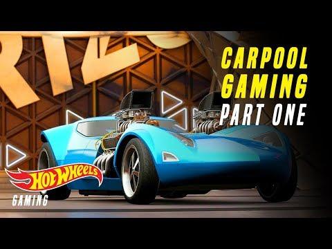 Let's Play: Forza Horizon 3 Expansion   Carpool Gaming   Hot Wheels Gaming