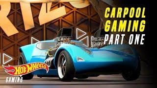 Carpool Gaming | Hot Wheels