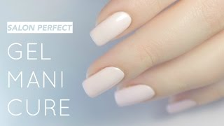 How To Get Salon Perfect Gel Nails at Home