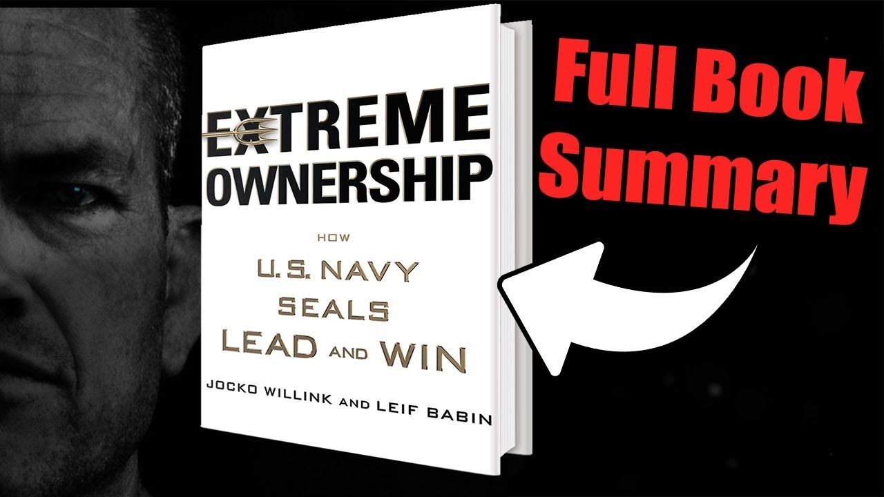 extreme ownership audiobook chapter 1