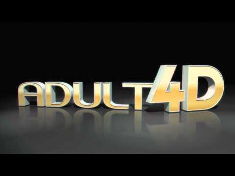 HD Anyglyph 3D Graphics - Adult 4D