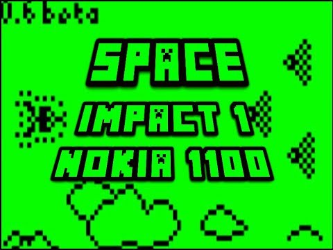 Download Space Impact PC (+ Download Link) Nokia 1100 Java game