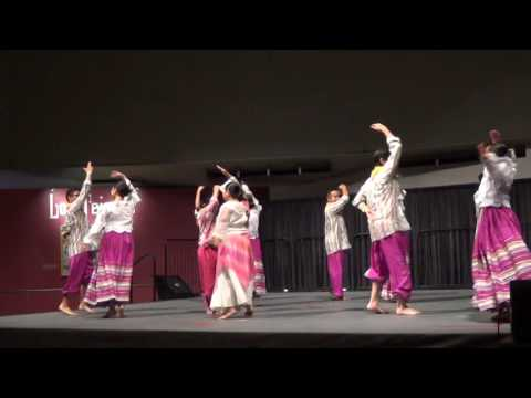 "Karilagan Philippine Culture Group Performs ""Balamban"" Texas Folk Life 2016"