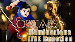 92nd Academy Award Nominations - LIVE REACTION (Oscars 2020)