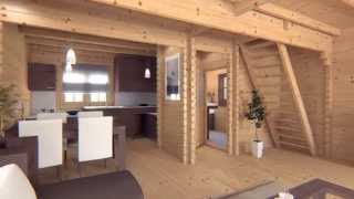 Quick Garden Ltd Residential Cabin Test Video