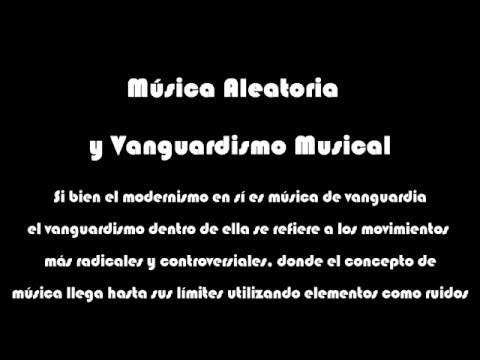 Historia de la Música Siglo XX