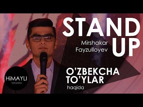 Mirshakar Fayzulloyev –