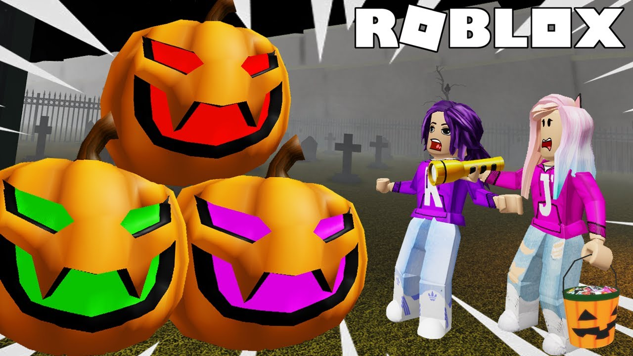 A Spooky Halloween Story on Roblox! 🎃