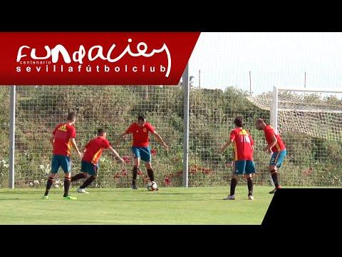 La Ciudad Deportiva del Sevilla FC alberga el Mundial de fútbol 7 PFCPF