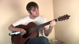 """Rhythm Of The Rain,"" solo acoustic guitar"