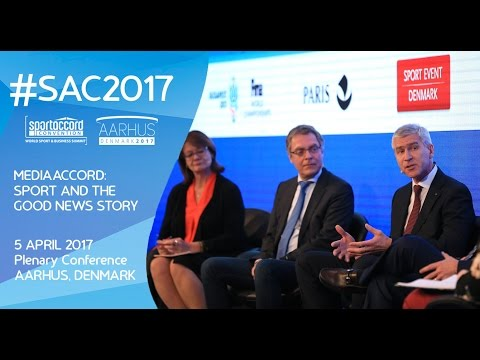 #SAC2017: MediaAccord - Sport and the Good News Story