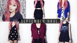 September Haul | Drop Dead, ASOS, Motel Rocks, Missguided etc. Thumbnail
