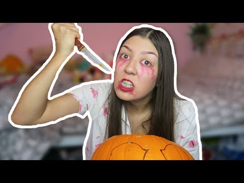 PUMPKIN CARVING! | Amy Wragg