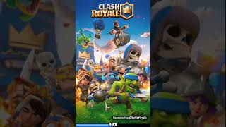 Am in trat în Clash royale