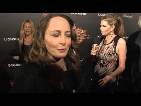 The Hunger Games: Mockingjay Part 1: Nina Jacobson Cannes Premiere Interview