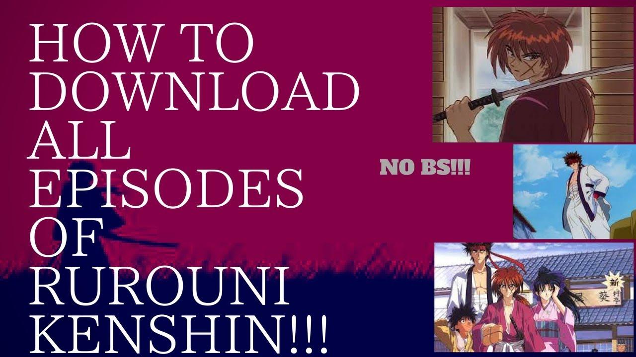Samurai x download mp4.