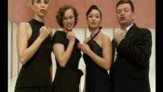 Feketeország: Kunbajai polgármester-a cappella