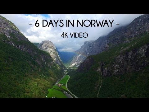 6 days in Southern Norway 4K - Travel film by Tolt #7