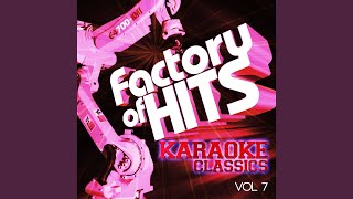 Right Through You (Originally Performed by Alanis Morissette) (Karaoke Version)