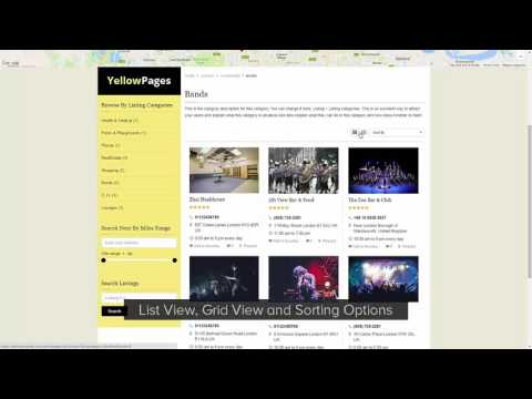 YellowPages - Multipurpose WordPress Directory Theme