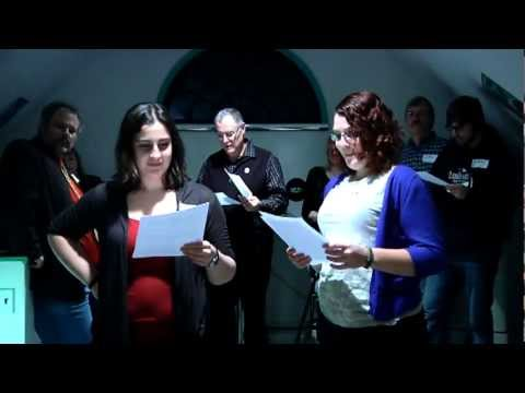 Open House of Ghosts Auditions, Dramatic Readings, Memory Challenge
