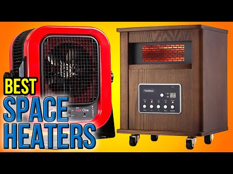 10 Best Space Heaters 2016