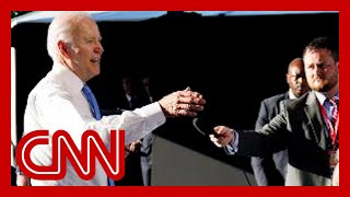 Biden apologizes for firing back at reporter after question