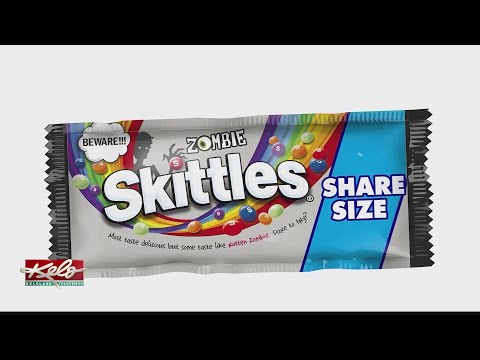 JC Floyd - Skittles that are made to taste Nasty