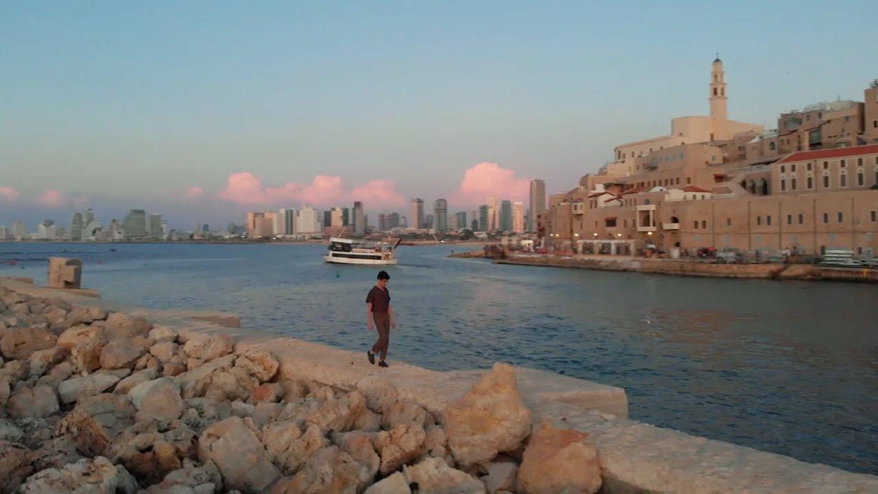 جولة في تل أبيب مع محمد – بحبك إسرائيل