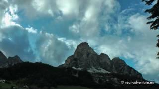 Corvara Dolomiten Italien - Abenteuer Alpin 2011 (Folge 5.2)