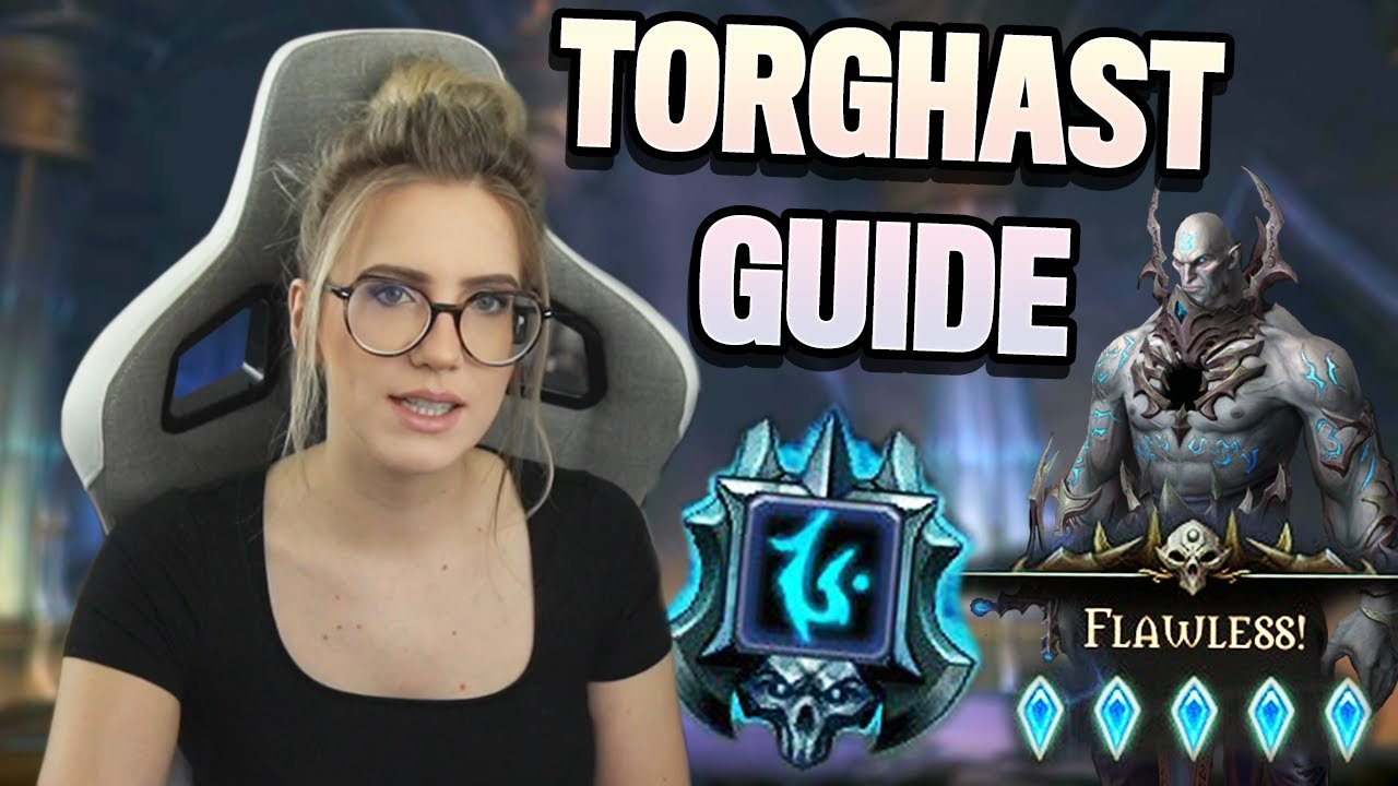 TORGHAST GUIDE! FLAWLESS run is EASIER than you think!