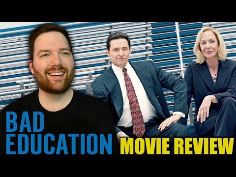 Bad Education - Movie Review