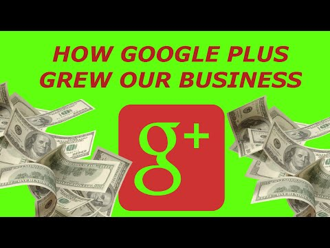 How To use Google Plus to Grow Your business with COMMUNITIES