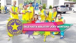 Dale Hasta Abajo by Joey Montana | Zumba® | Lora Gregorio