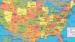 US Regions Simplified